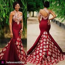 Resultado De Imagem Para African Print Bridesmaid Dresses