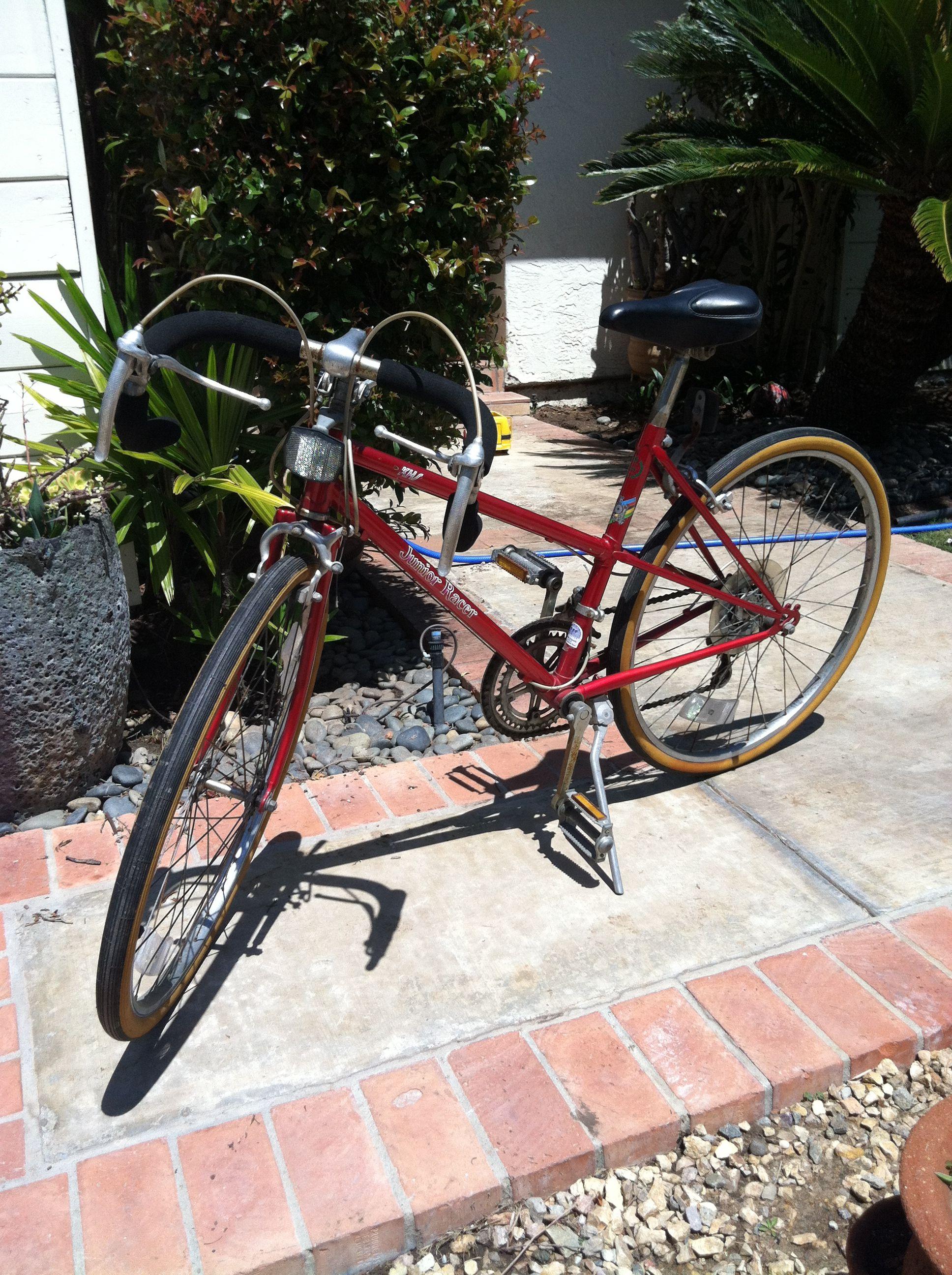 KHS Junior Racer Vintage road bike For sale on SD Craigslist