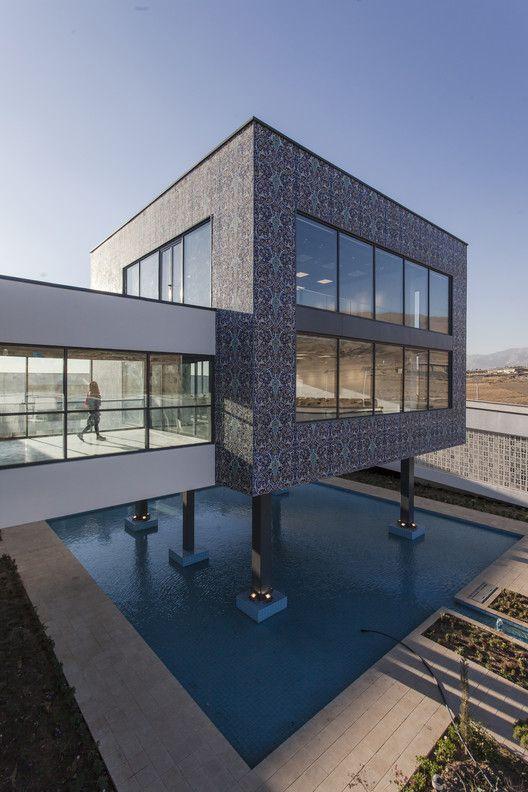 Medicinal Herbs Garden Museum Modaam Architects In 2020 Architecture Concept Architecture Modern Architecture