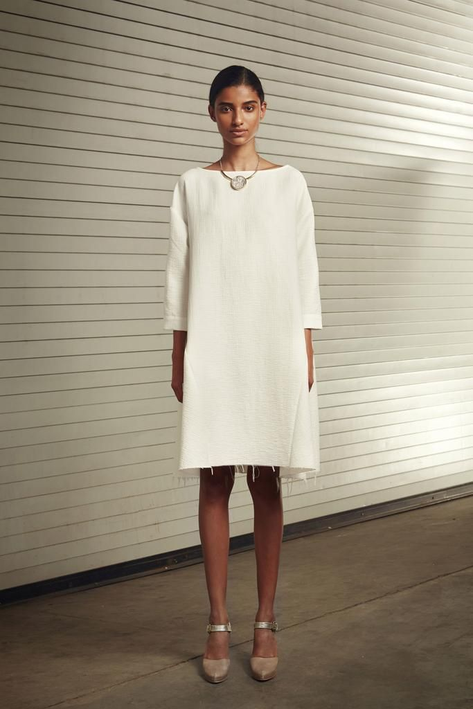 921ed23c42c5 Rachel Comey Spring 2015 Ready-to-Wear - Collection - Gallery - Look 1 -  Style.com