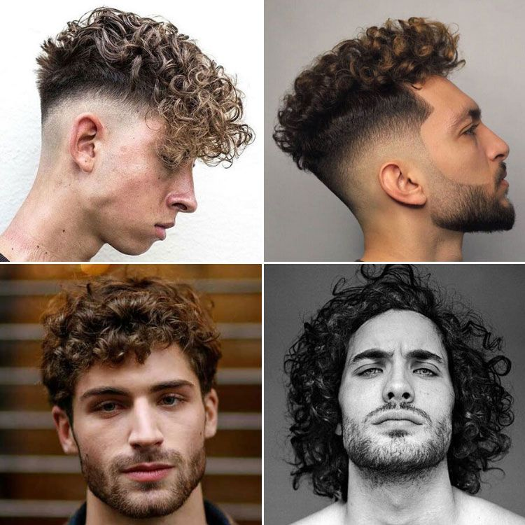 40 Best Perm Hairstyles For Men 2020 Styles In 2020 Permed Hairstyles Curly Hair Styles Curly Hair Styles Naturally