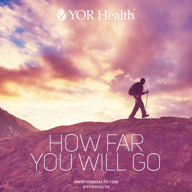Take #pride in how far you have come and have #faith in how far you will go.  #YORBestBody #motivation