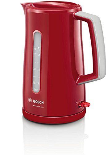 bosch twk3a034gb village kettle 1 7 litre 3000 watt red  amazon co bosch twk3a034gb village kettle 1 7 litre 3000 watt red  amazon      rh   pinterest co uk