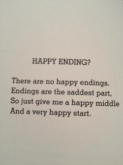 Shel Silverstein Shelsilverstein Happyending Rhyme Poem Poetry