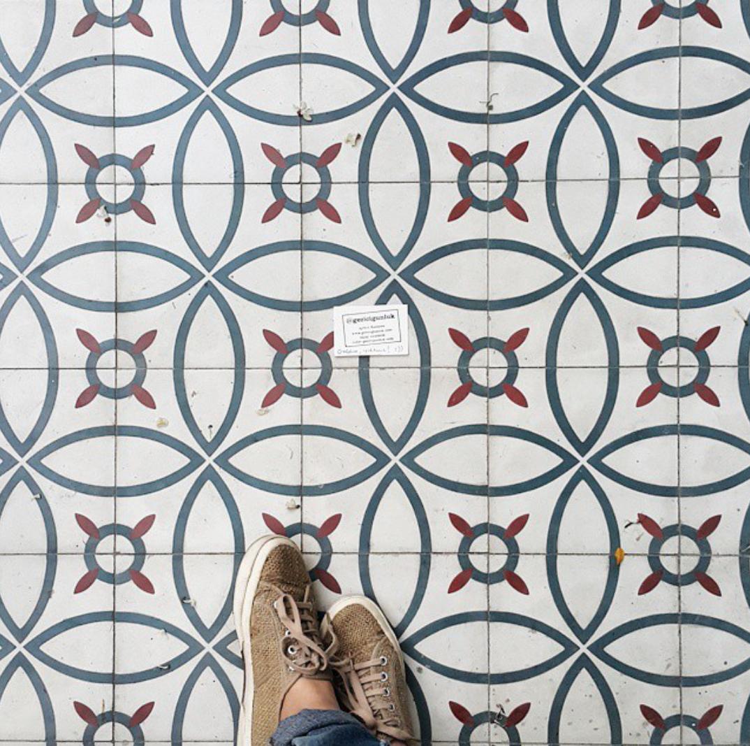 ottoman tiles artisan tiles printed