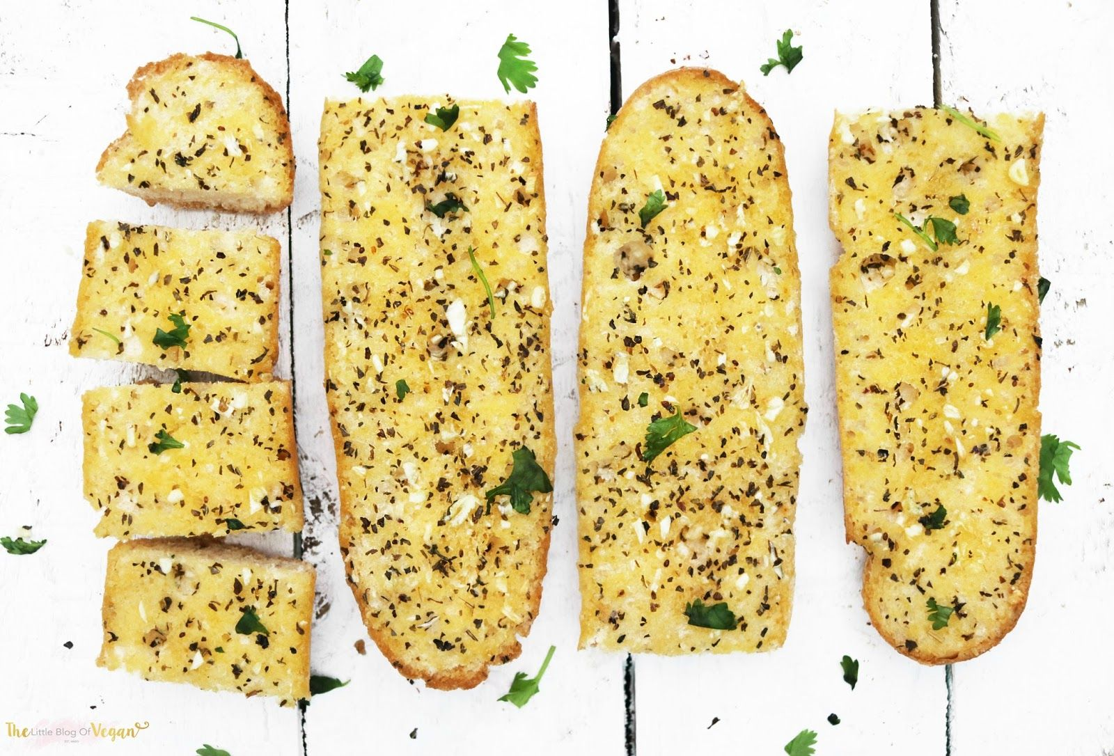 The best vegan garlic bread recipe vegan food appetizers the best vegan garlic bread recipe forumfinder Gallery