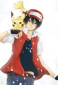 Pokemon Trainer Red Png Bing Images Pokemon Trainer Red Pokemon Pokemon Red