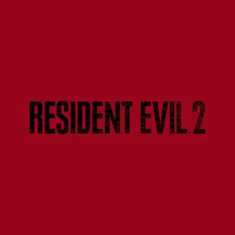 Resident Evil 2 Dark Text Logo Resident Evil Pod66 Text Logo Resident Evil Evil