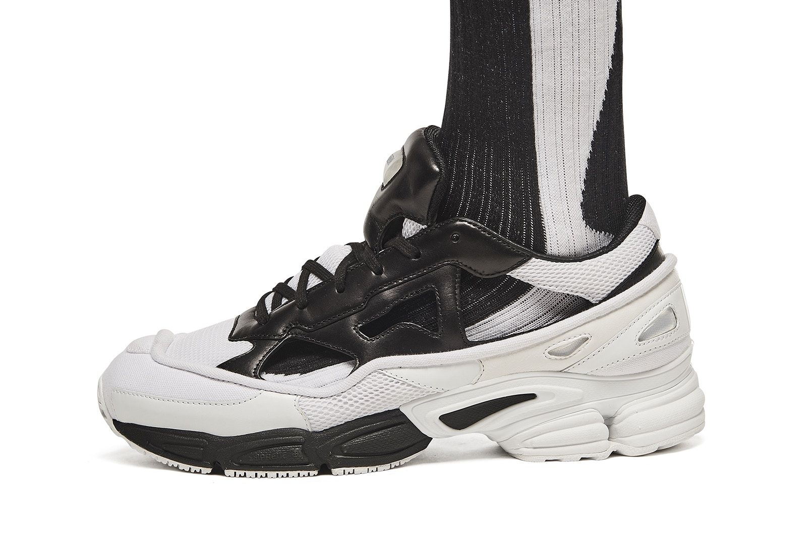 88ac4be68cb Raf Simons Deconstructs the Ozweego for Replicant Capsule | Sneakers ...