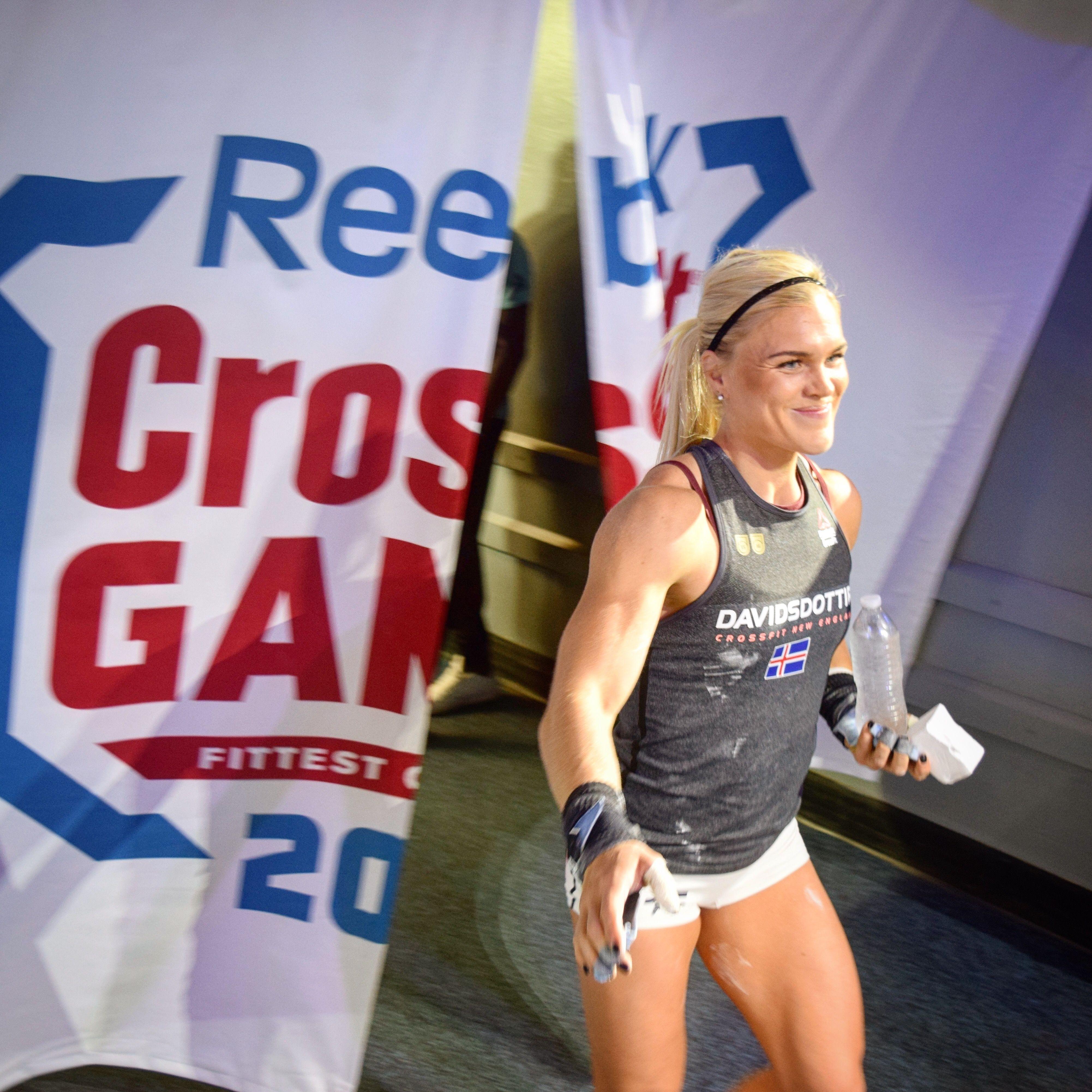 Pin on CrossFit Athletes