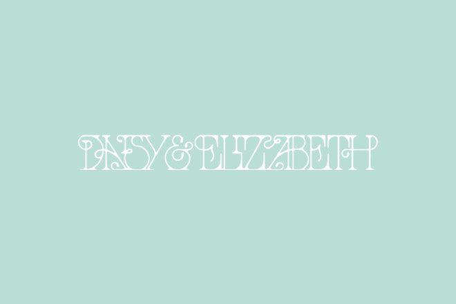 Daisy Elizabeth Logo By The Kdu Blue Marble Wallpaper Marble Wallpaper Blue Marble