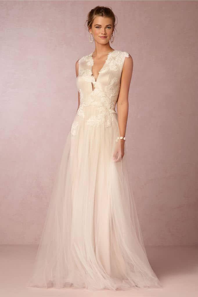 6-Tadashi-Shoji-Rosemary-Gown.jpeg 682×1,024 pixels | vestidos ...