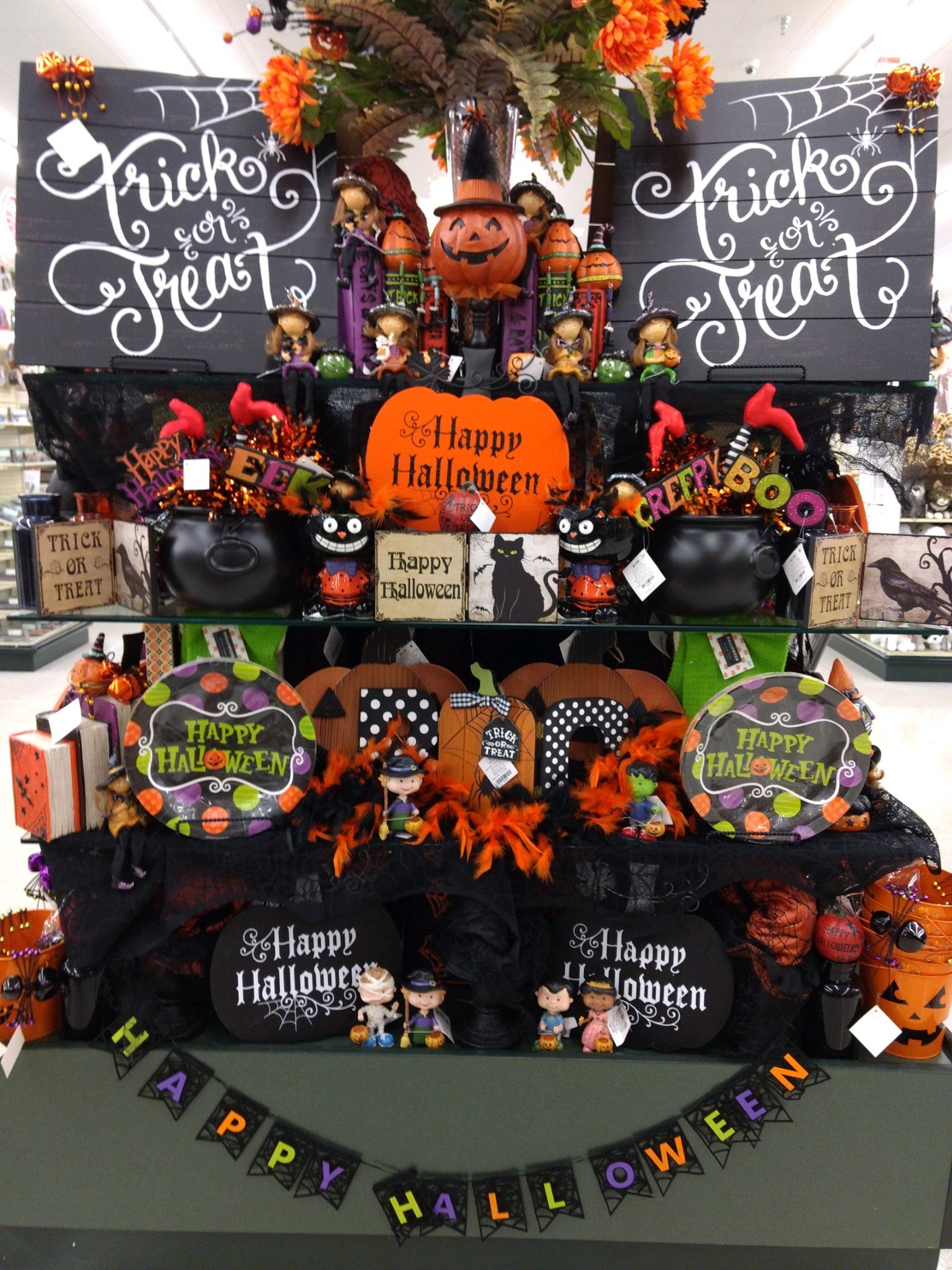 Hobby Lobby Halloween Decorations 2019.Hobby Lobby Halloween Hobby Lobby Merchandising D245 In
