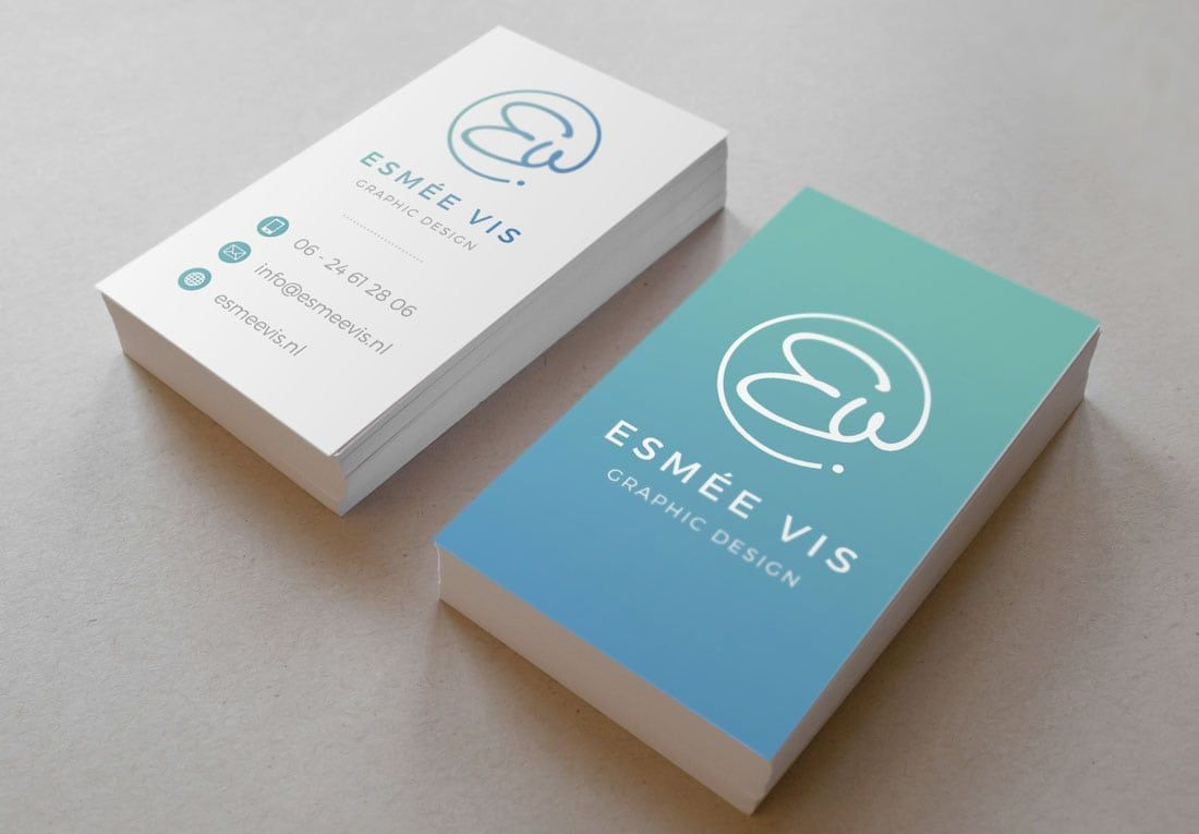 What To Put On A Business Card 8 Creative Ideas