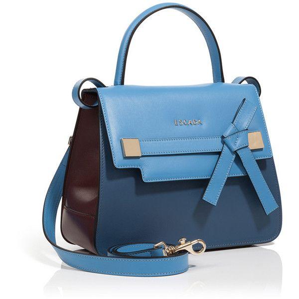 Escada Shoulder Bag Ml40 1 295 Liked On Polyvore Featuring Bags Handbags
