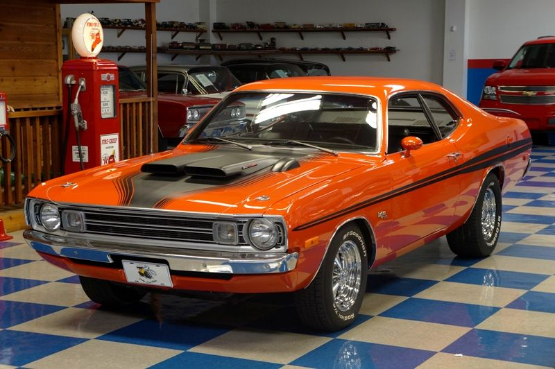 72 dodge demon 340 4speed small block street terrors. Black Bedroom Furniture Sets. Home Design Ideas