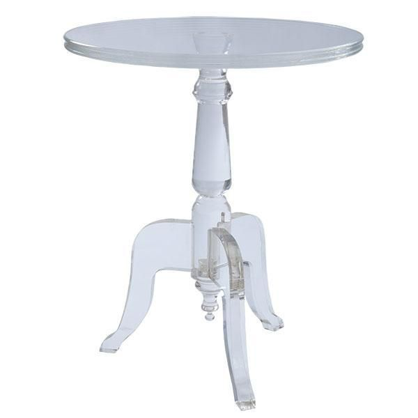 Amazing Tables   Acrylic Table   Side Table | Side Tables U0026 Pedestals | Wisteria    Lucite