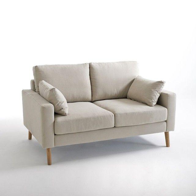 Canape Coton Lin Stockholm Confort Excellence En 2020 Canape