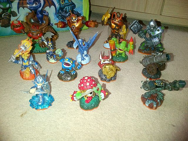 Skylander Giants
