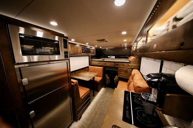 Earthroamer Xv Hd Luxury Overland Vehicle 9 Photos