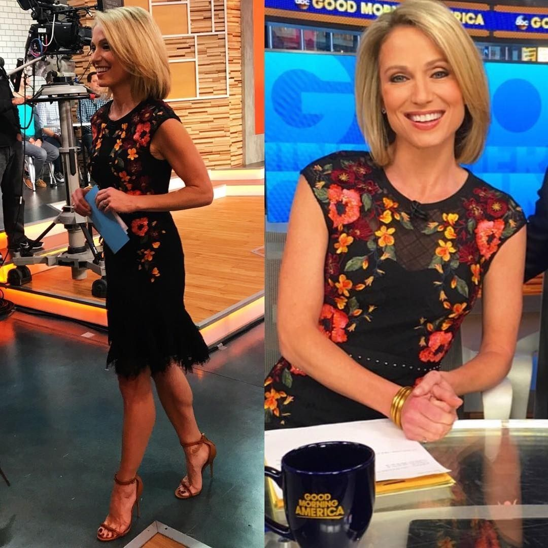 Amy Robach Feet 3099952 Jpg 1 080 1 080 Pixels Amy Robach Bob Hairstyles For Fine Hair Amy