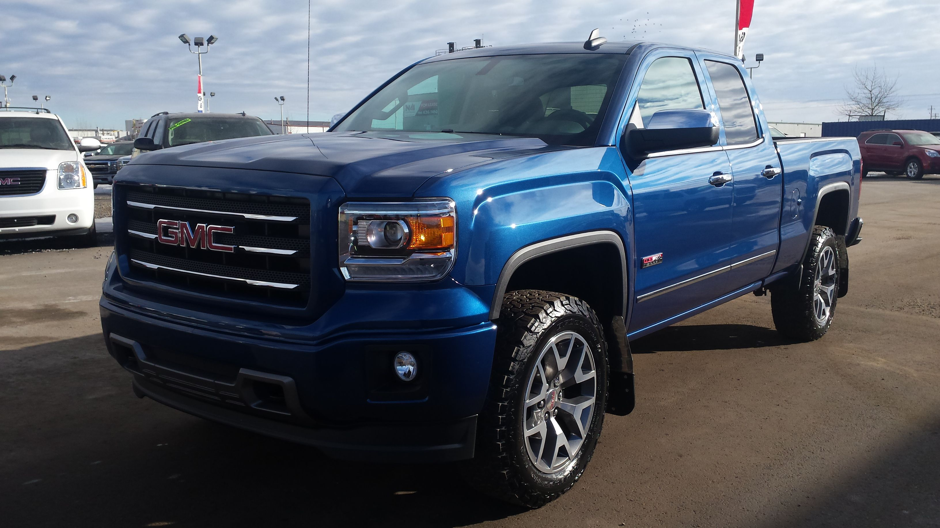 2015 gmc sierra 1500 updates
