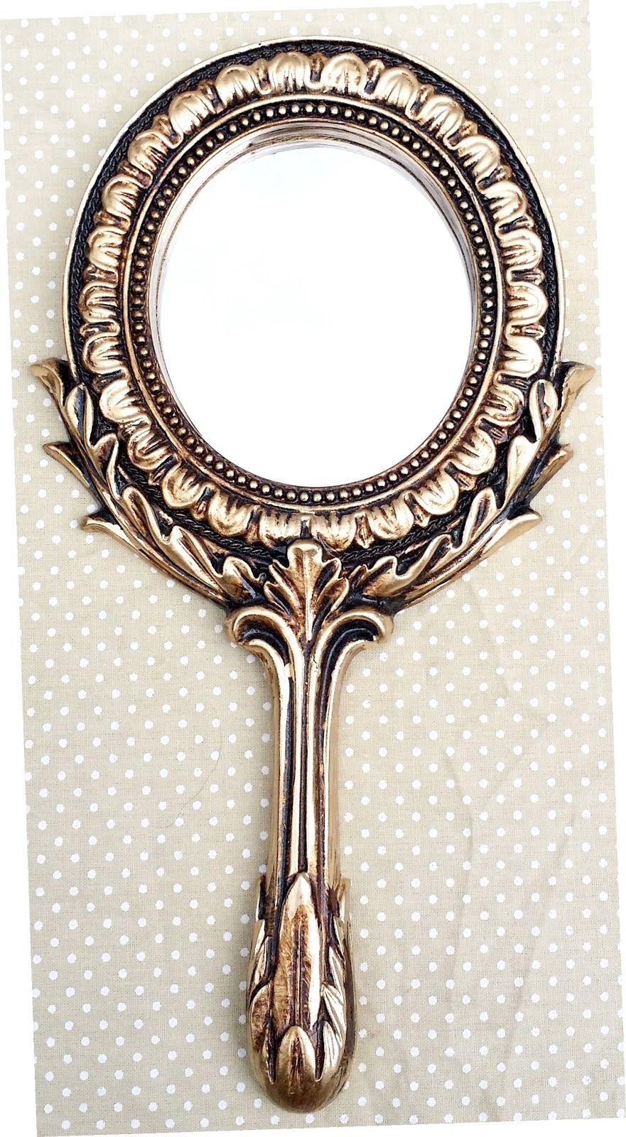 Arte Nautika : Espelho de Mão Lady / 25,5 x 12,5 cm - 45,00 ...