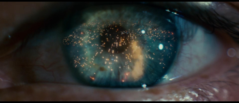 The Eye From Blade Runner Blade Runner Filmes Tyrell Corporation
