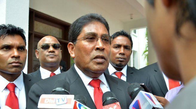 Majlis ge raees aai naib raees hovee PPM aai MDP gulhigen: Jumhooree Party