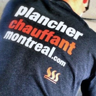 Plancher chauffant Montreal