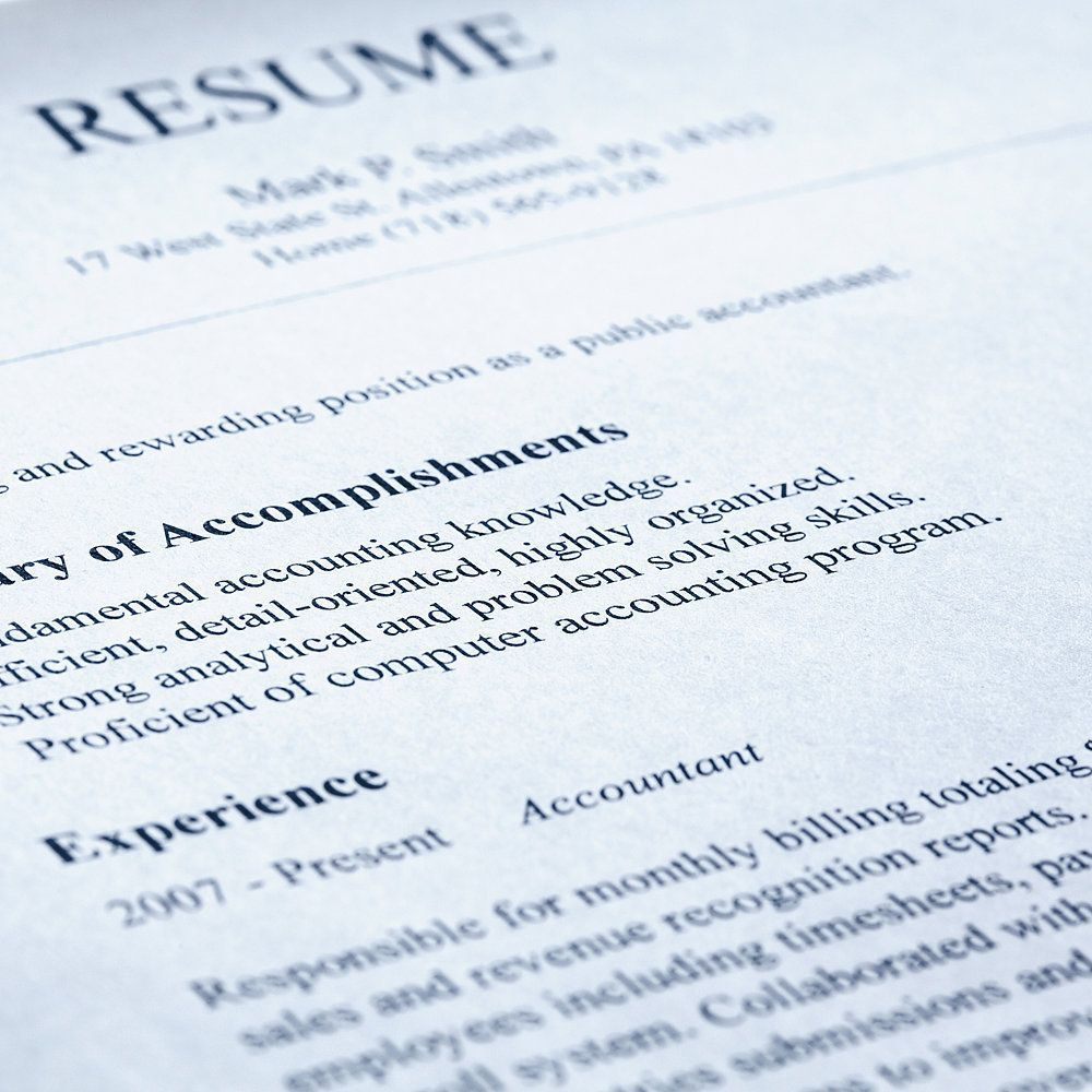 Resume Templates You Can Download For Free It S Hard To Start A