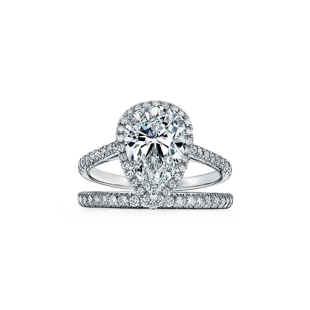 14++ Wedding band for halo pear ring ideas in 2021
