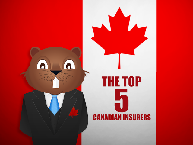 List of Top 5 Insurers in Canada Insurance, All about