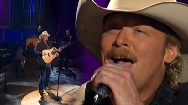You Ll Be Headed Straight To Church After Hearing Alan Jackson S