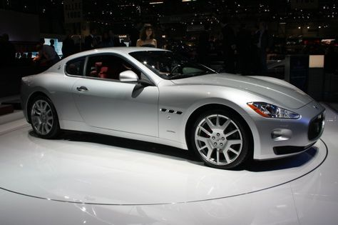 Maserati...not into sports cars or over priced cars but I do love ...