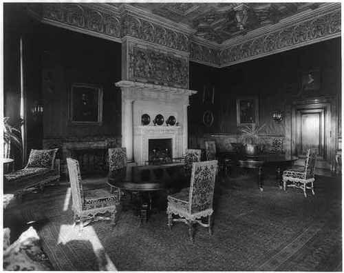 Biltmore Estate | Dining Room, Biltmore House, Asheville, Buncombe County,  NC (c. 1930).
