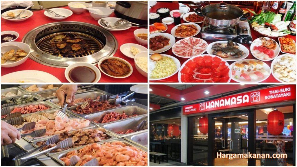 Harga Menu Hanamasa Surabaya Hidangan penutup, Makanan