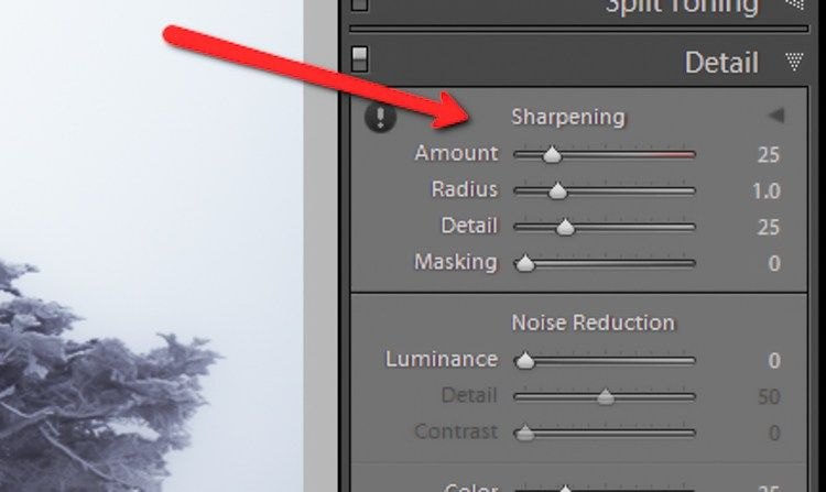What is clarity in lightroom