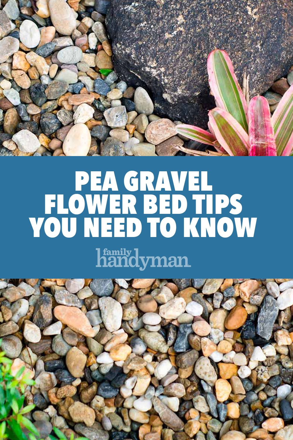 Pea Gravel Flower Bed Tips You Need to Know