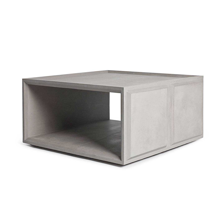 Lyon Beton Concrete Plus Storage Module 04 D 09144 420 00  # Meuble Tv Angle Beton