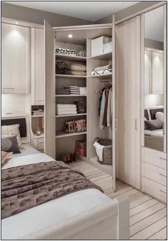 120 Splendid Furniture Ideas For Bedrooms 8 Small Bedroom Designs Remodel Bedroom Attic Bedroom Closets