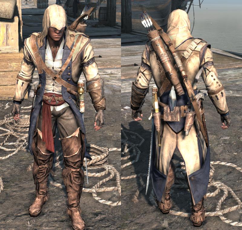 assassin's creed iii  crack gta