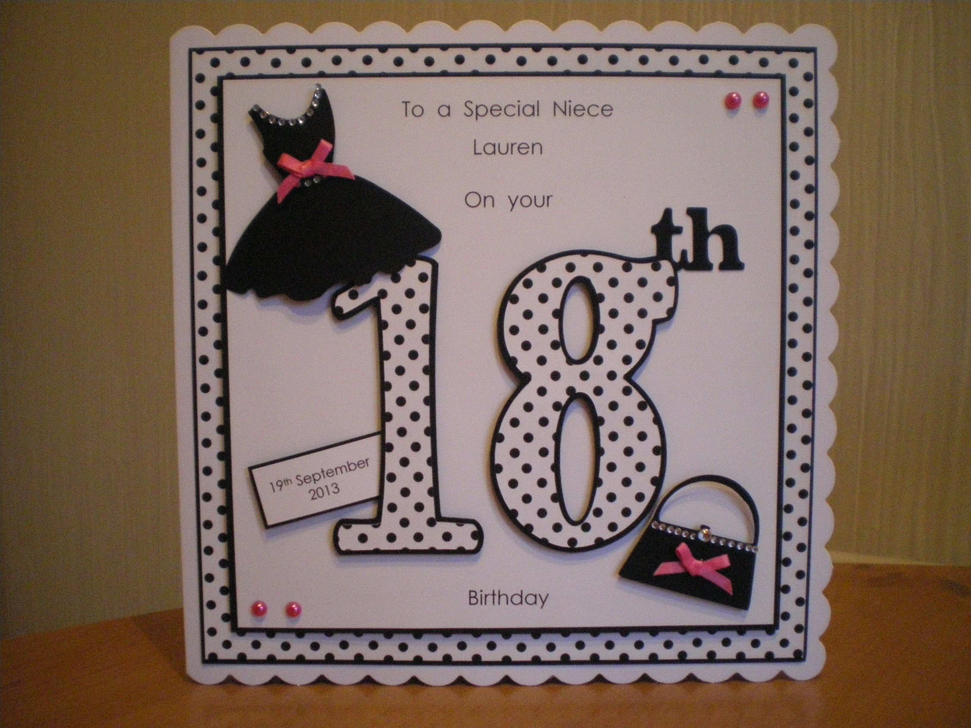 18th birthday card boys are hard to make cards for – 18th Birthday Cards