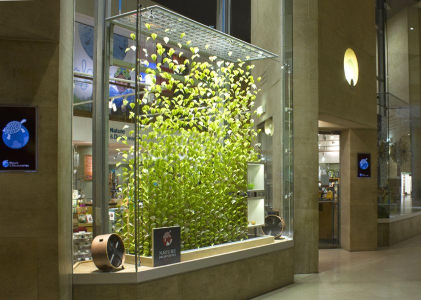 Envolee vegetale nature et decouvertes louvre ova design
