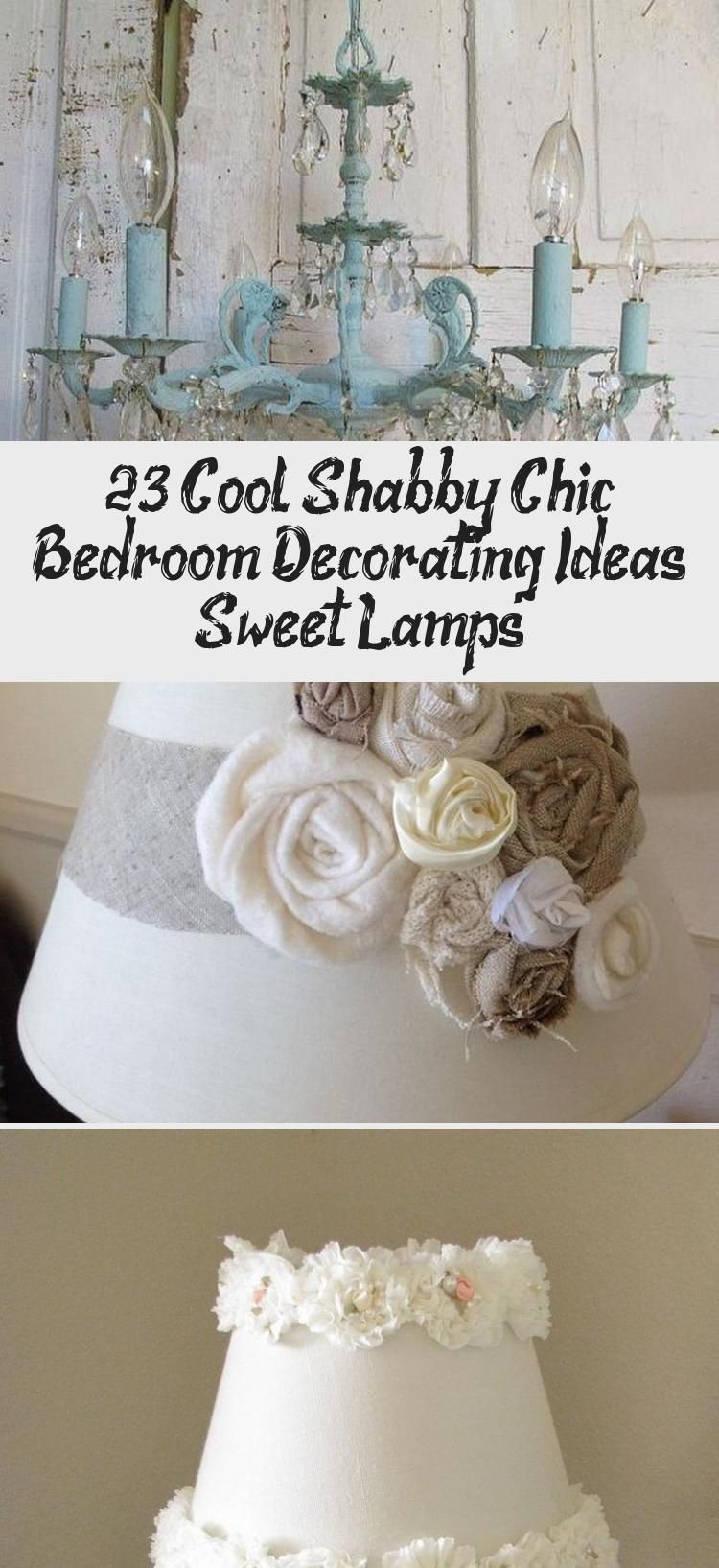 23+ Cool Shabby Chic Bedroom Decorating Ideas Sweet Lamps - Ruby's Blog -  23+ Cool Shabby Chic Bedroom Decorating Ideas Sweet Lamps #lampdesign #bedroomlighting #bedroomdeco - #Bedroom #Blog #Chic #Cool #Decorating #Ideas #Lamps #Rubys #Shabby #shabbychicbedroomsdecoratingideas #shabbychicbedroomsgirls #Sweet