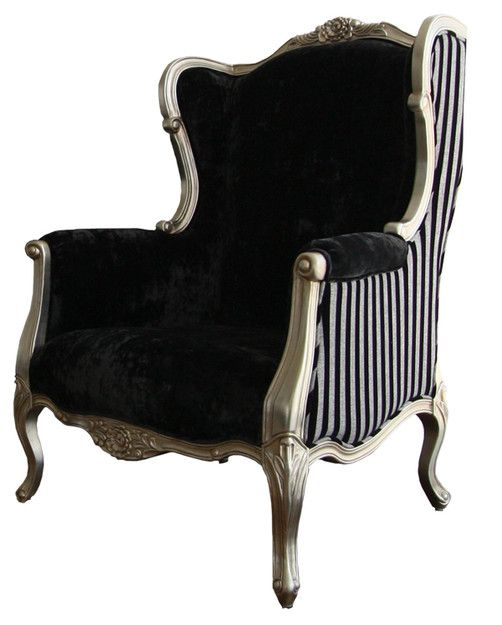 Victorian rethought fashion design chair modern for Contemporary victorian furniture