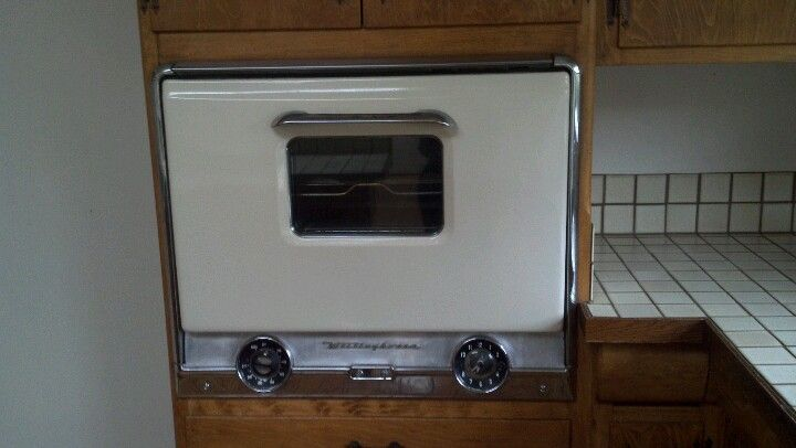 Gorgeous 1960 S Vintage Westinghouse Oven Westinghouse Oven