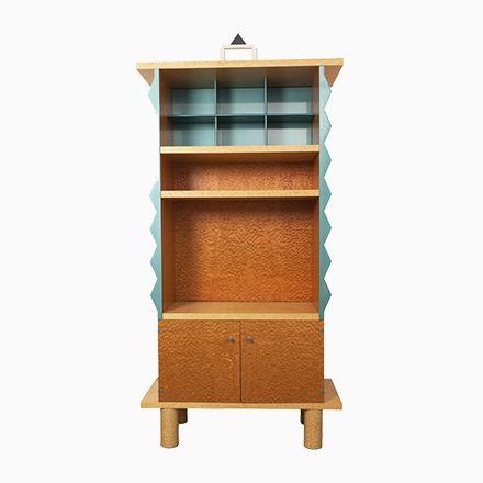 Vintage Schrank von Ettore Sottsass  Marco Zanini für Franz Leitner - schrank für wohnzimmer