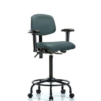 Symple Stuff Myra Ergonomic Drafting Chair In 2020 Drafting Chair Chair Mesh Office Chair