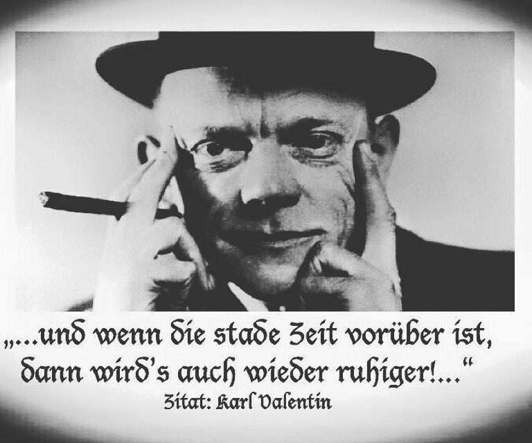 Tagesrandbemerkung Fr 4 Dez Bayrische Spruche Lustige Zitate Und Spruche Karl Valentin